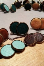Young Blood Leather Young Blood-12mm Stud
