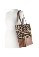 Brave-Saloso-Leopard Tote