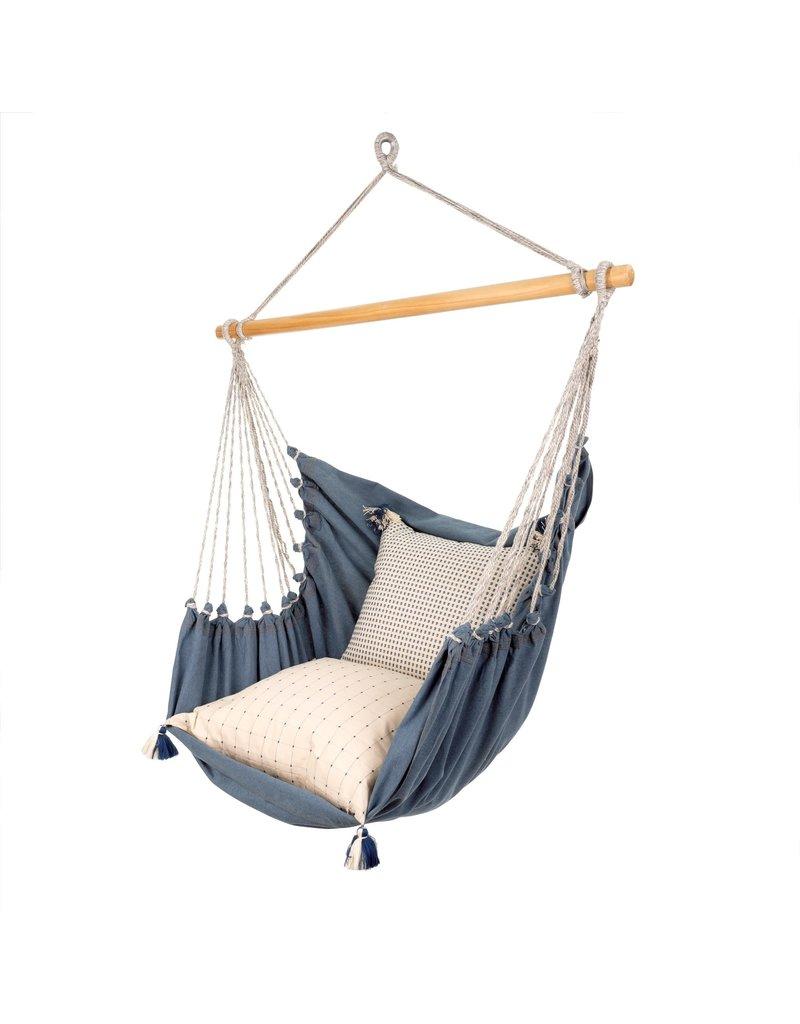 Indaba Trading Inc Denim Hammock Chair