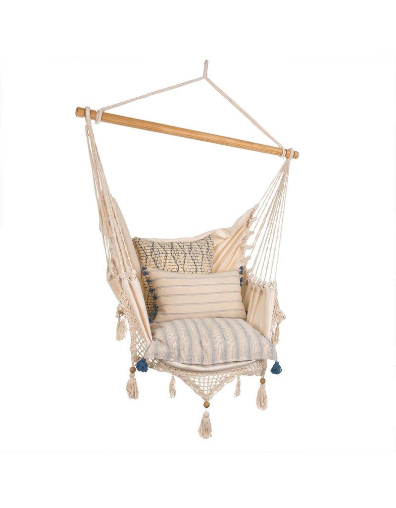 Indaba Trading Inc Crochet Hammock Chair