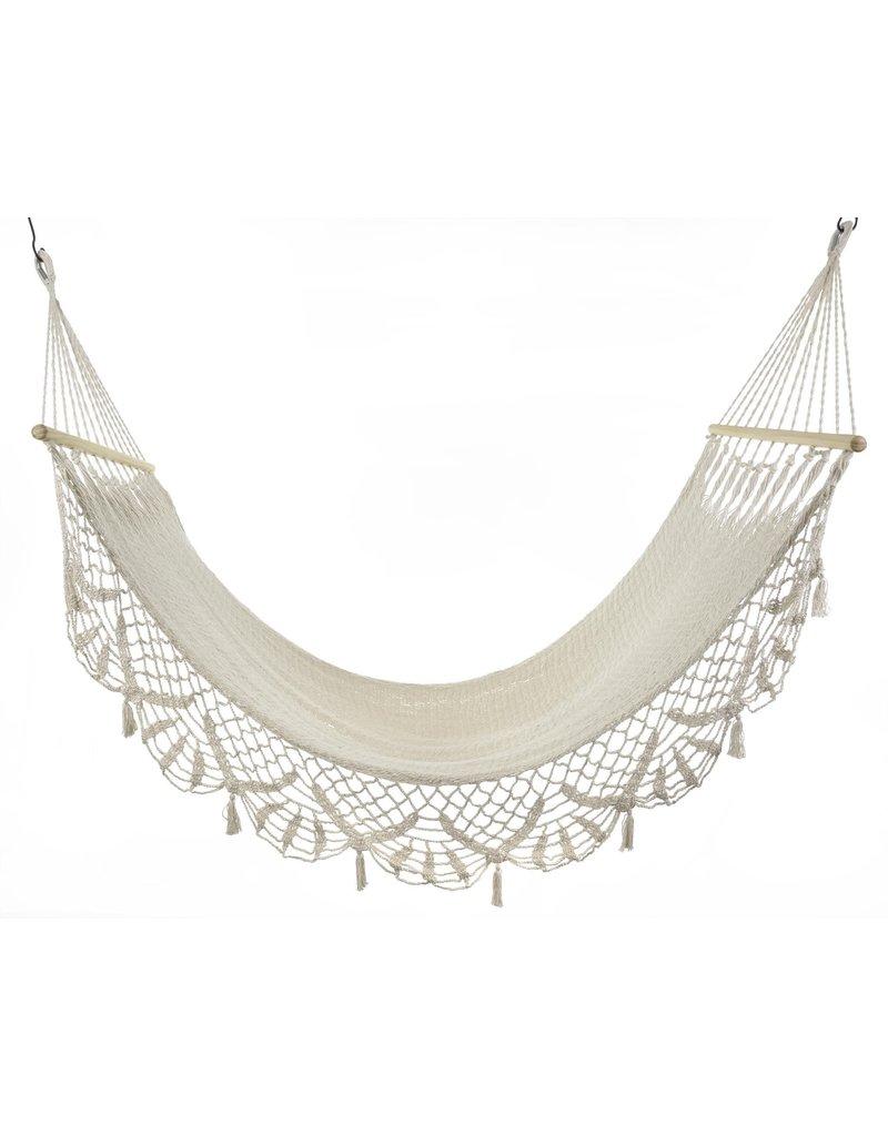 Indaba Trading Inc Woven Cotton Hammock
