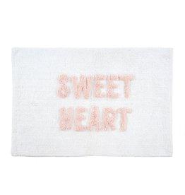 Indaba Trading Inc Sweet Heart Bath Mat