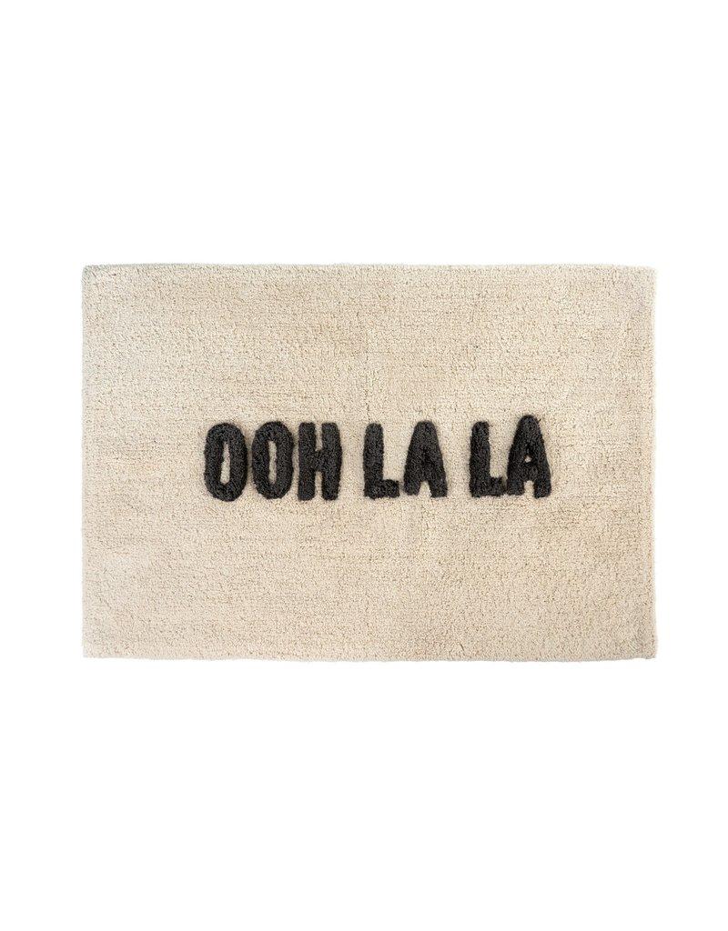 Indaba Trading Inc Ooh La La Bath Mat