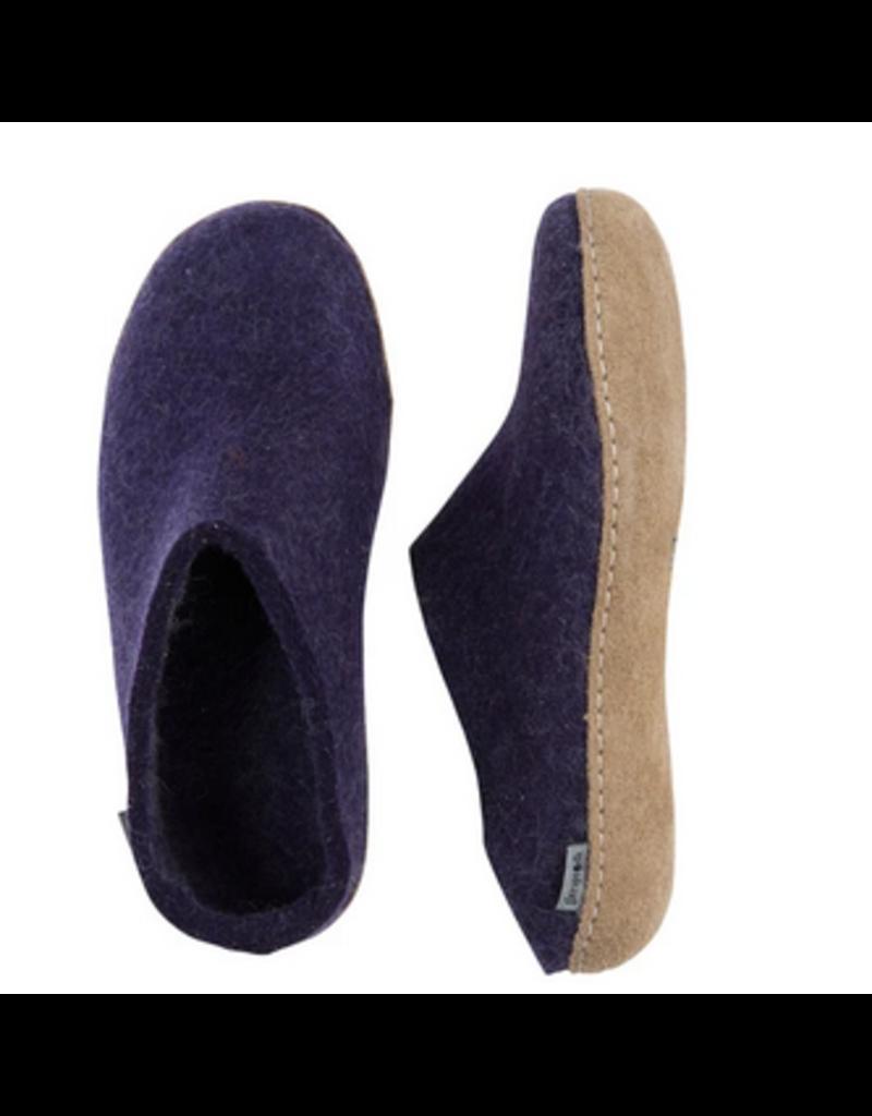 Glerups Glerups-Open Heel-Purple