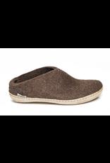 Glerups Glerups-Open Heel-Brown