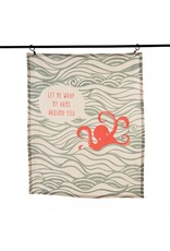 Indaba Trading Inc Octopus Tea Towels S/3