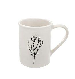 Indaba Trading Inc Botanica Mug