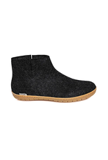 Glerups Glerups-Boot-Natural Rubber-Charcoal