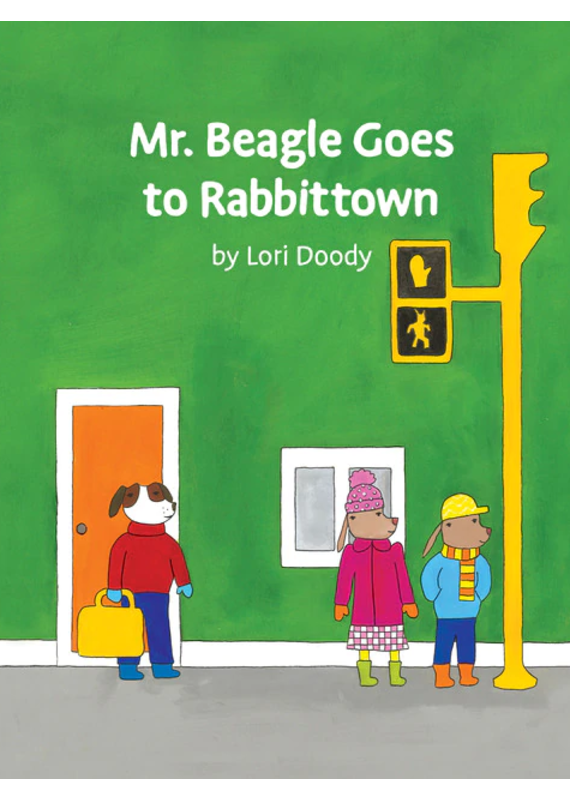 Running the Goat, Books & Broadsides Inc. Mr.Beagle