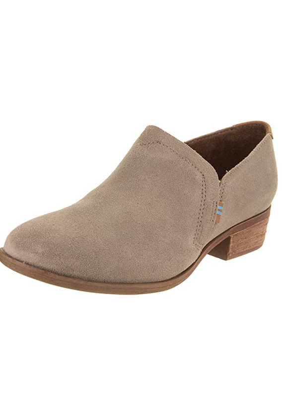 TOMS Toms-Shaye Bootie-Desert Taupe