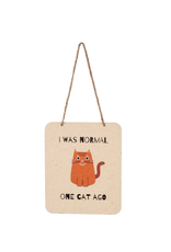 Indaba Trading Inc One Cat Ago Sign