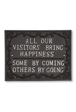 Abbott Abbott- All Our Visitors