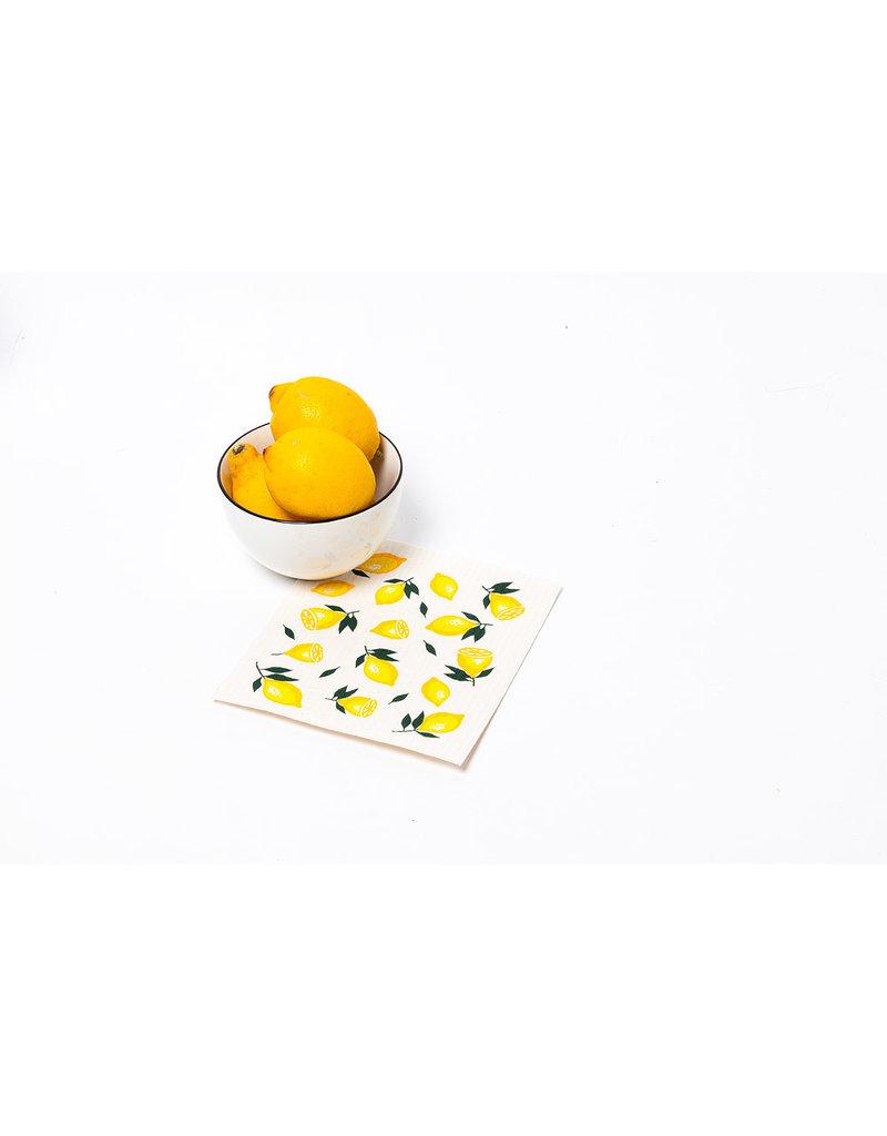 Abbott Abbott-Lemon Dishcloths