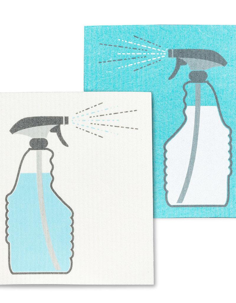 Abbott Abbott- Spray Bottle Dishcloths