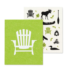 Abbott Abbott-Chair & Icon Dishcloths