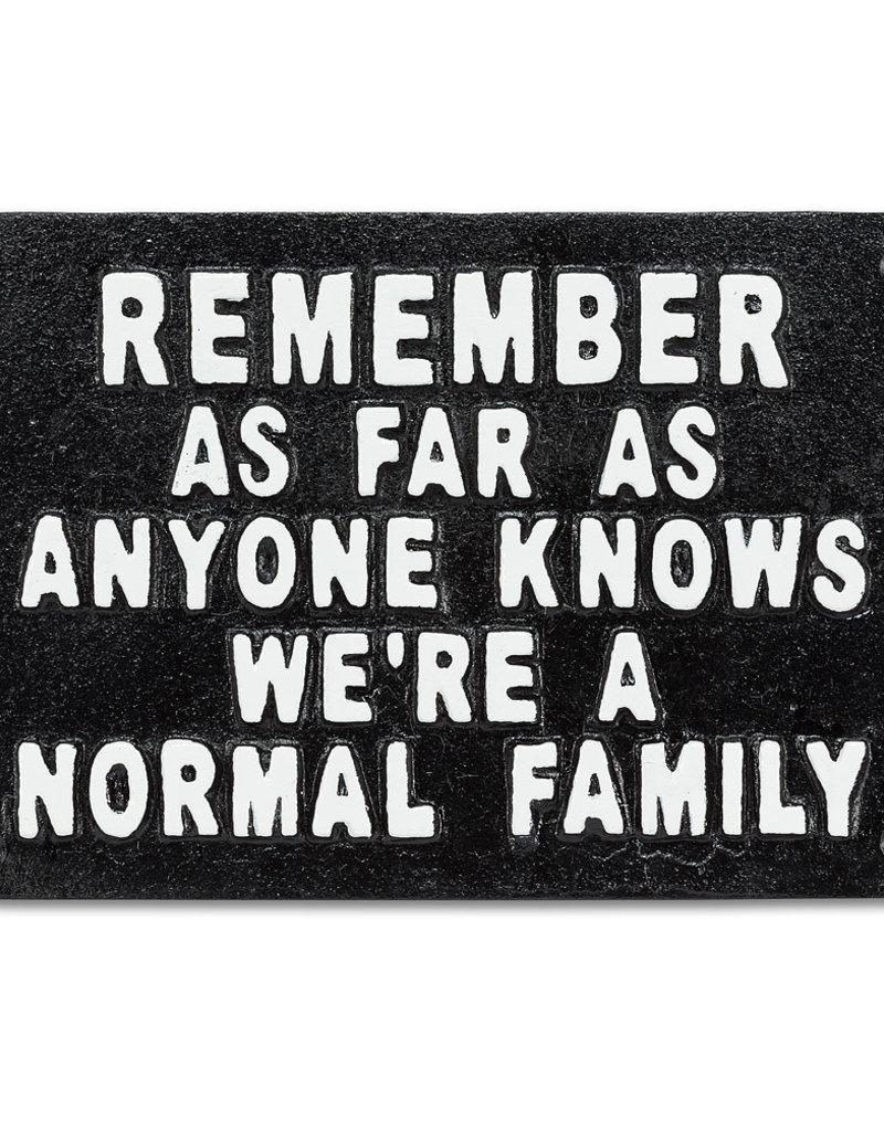 Abbott Abbott-Normal Family Sign
