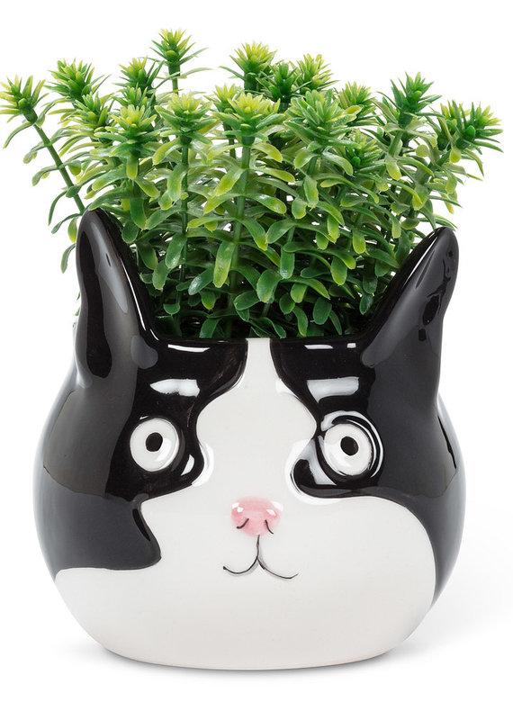 Abbott Abbott-Cat Head Planter-L