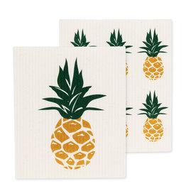 Abbott Abbott-Pineapple Dishcloths