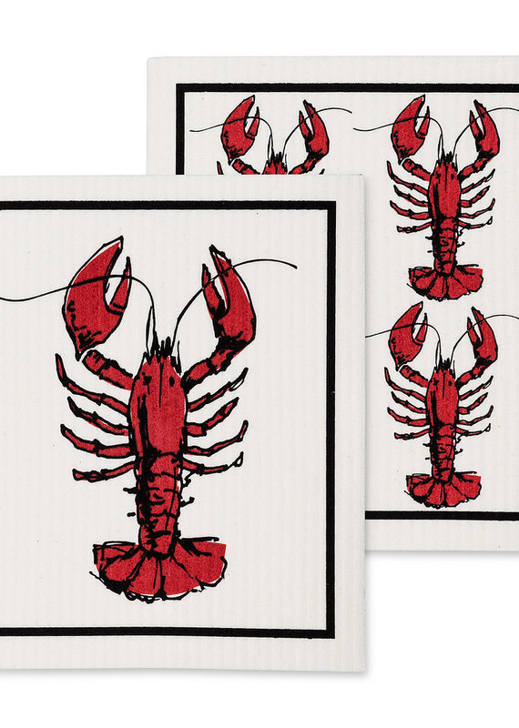 Abbott Abbott-Lobster Dishcloths