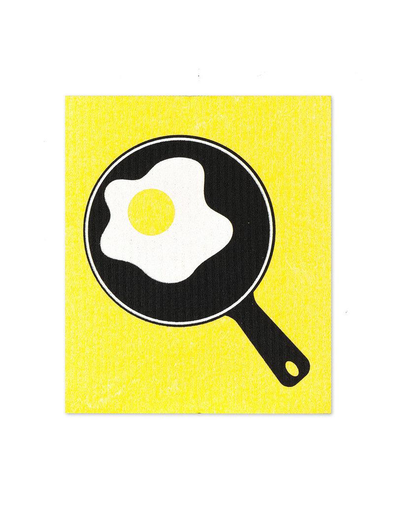 Abbott Abbott-Bacon & Eggs Dishcloths