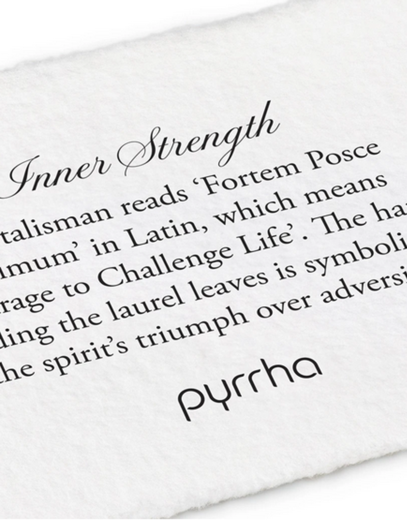 Pyrrha Pyrrha-Inner Strength