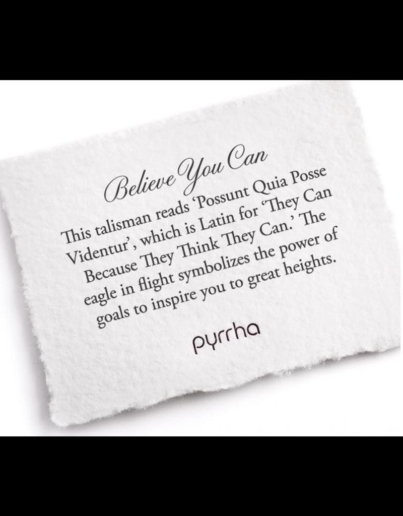 Pyrrha Pyrrha-Believe You Can