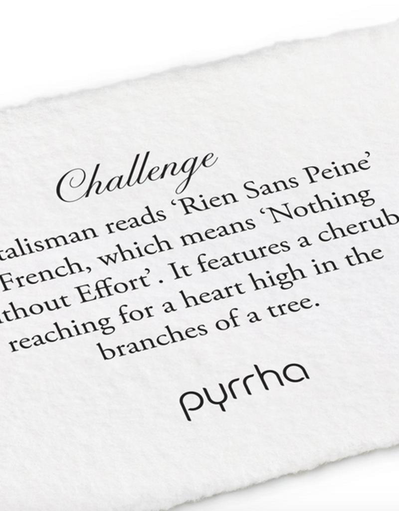 Pyrrha Pyrrha-Challenge