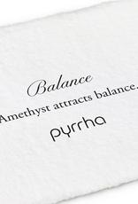 Pyrrha Pyrrha-Capped Attraction Charm-Balance
