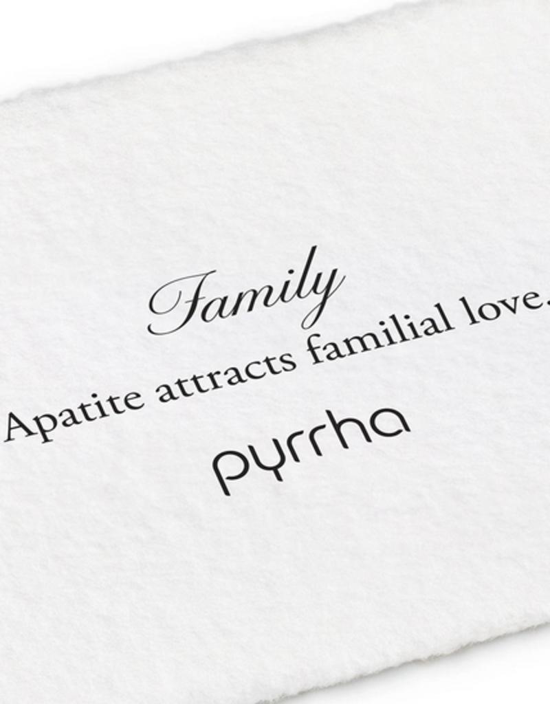 Pyrrha Pyrrha-Capped Attraction Charm-Family