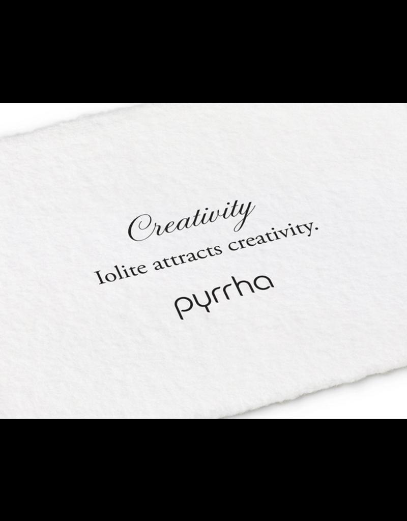 Pyrrha Pyrrha-Capped Attraction Charm-Creativity