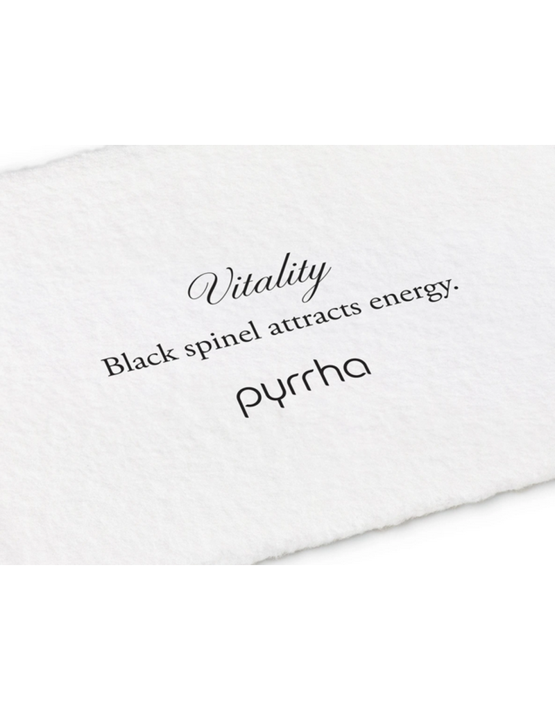 Pyrrha Pyrrha-Capped Attraction Charm-Vitality
