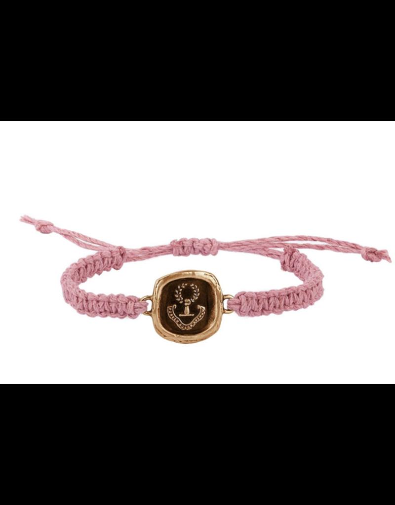 Pyrrha Pyrrha- Inner Strength Braided Bracelet