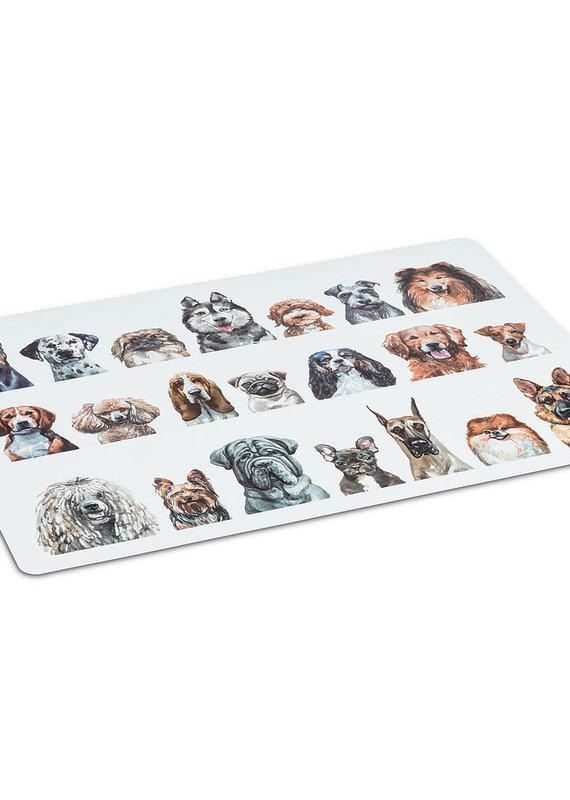 Abbott Abbott-Dog Portraits Placemat