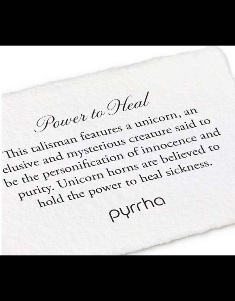 Pyrrha Pyrrha-Power To Heal