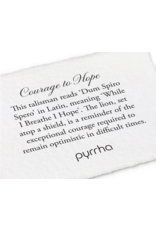 Pyrrha Pyrrha-Courage to Hope