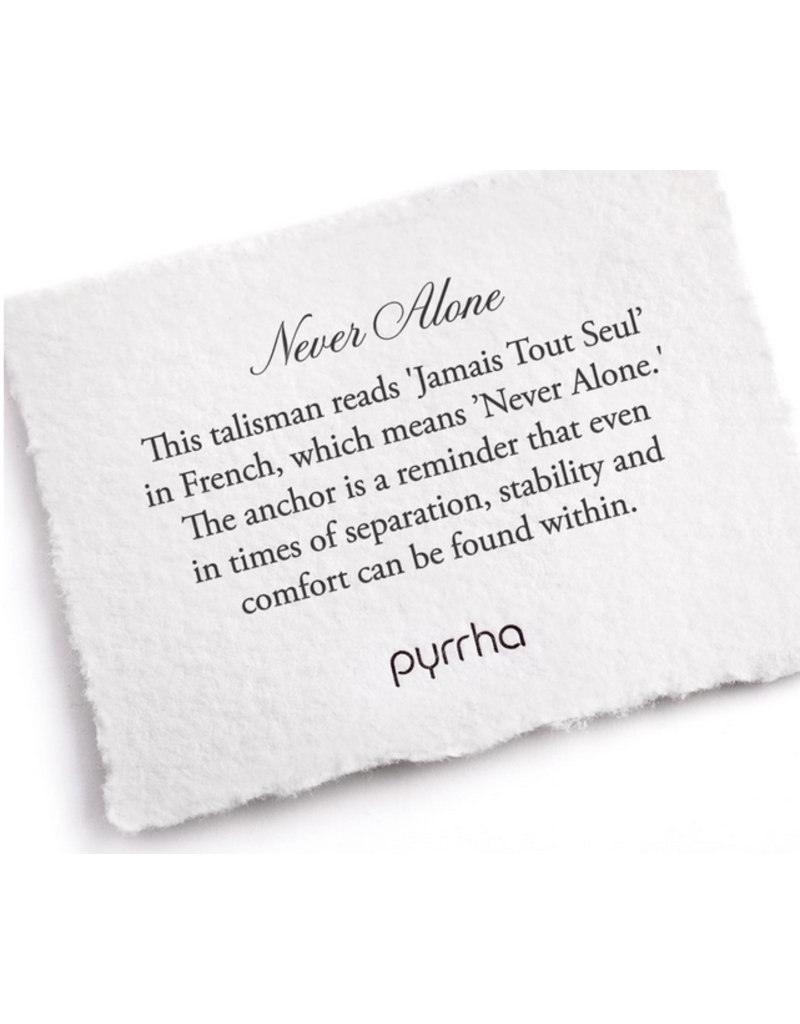 Pyrrha Pyrrha-Never Alone