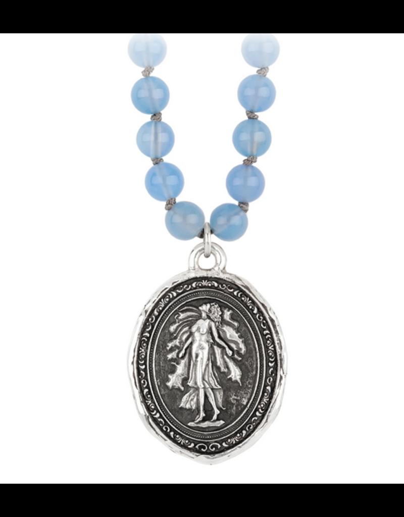 Pyrrha Pyrrha-Gaia Goddess Sautoir Necklace