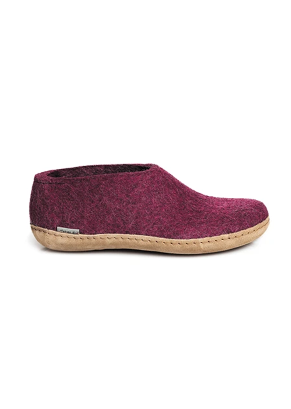 Glerups Glerups-Shoe-Cranberry