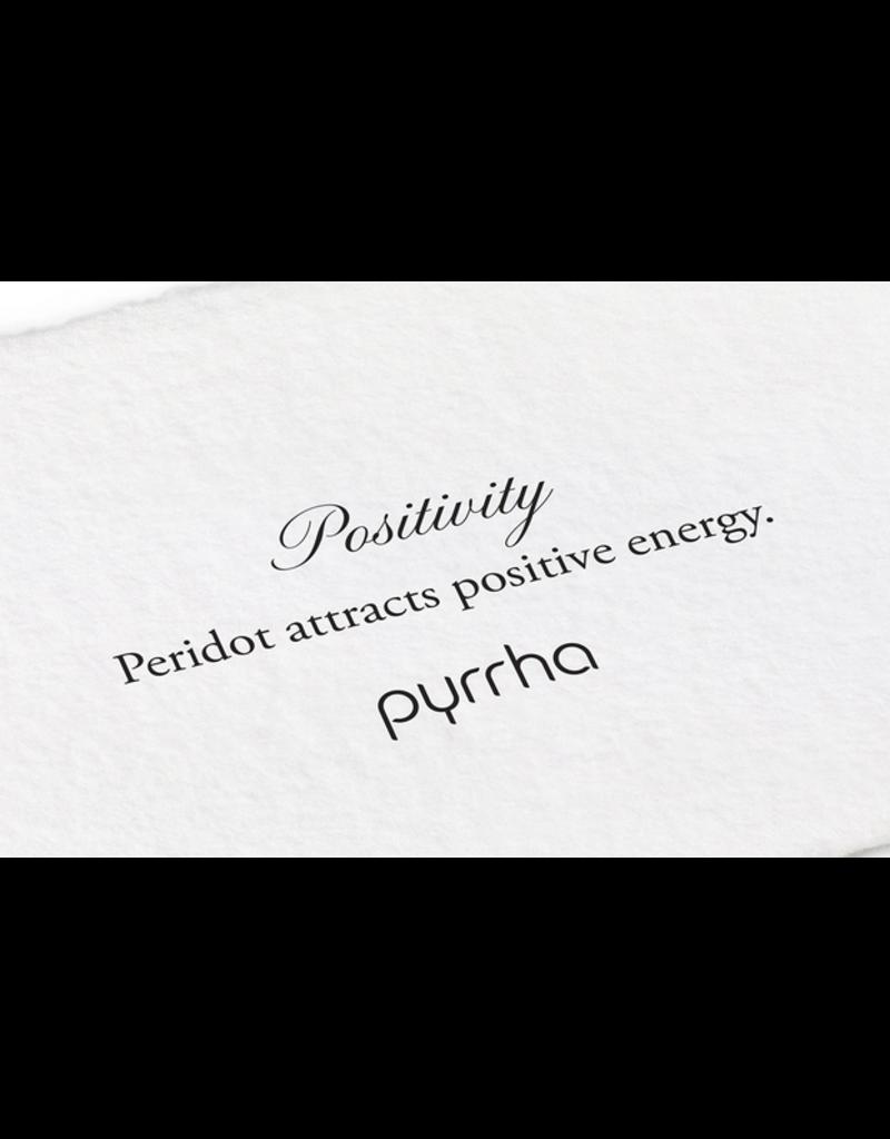 Pyrrha Pyrrha-Capped Attraction Charm-Positivity