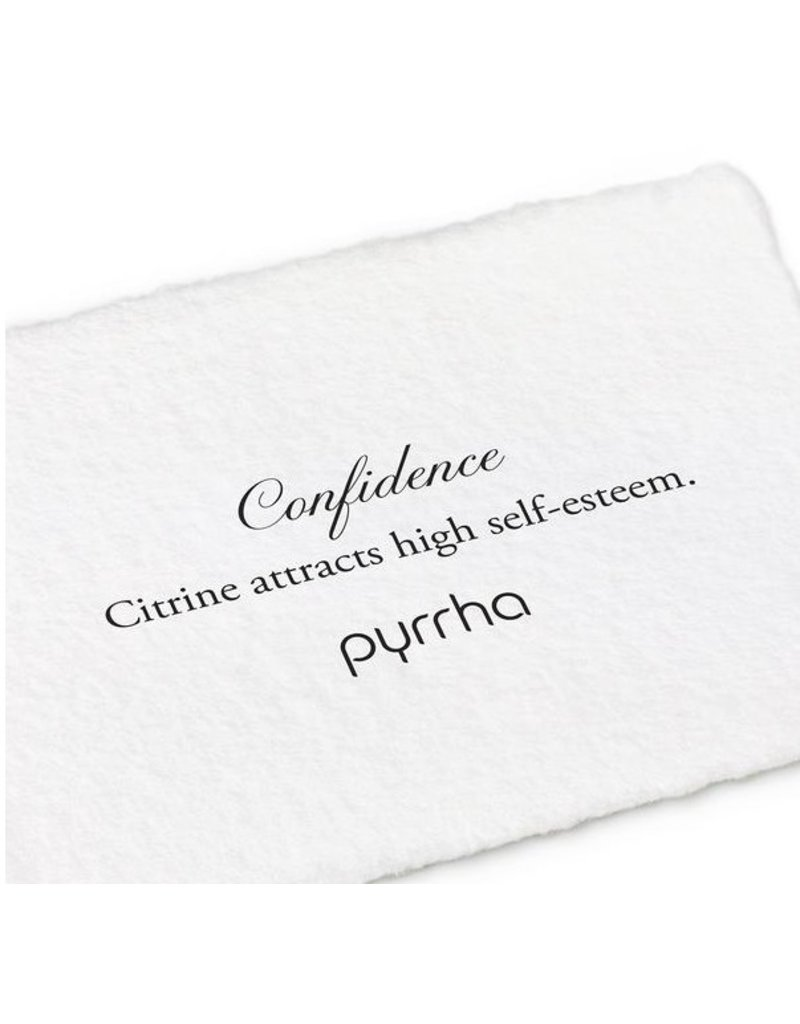 Pyrrha Pyrrha-Attraction Charm- Confidence