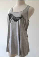 Pinpoint Ink-Whale Flowy Tank
