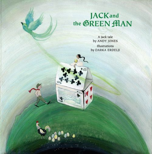 Running the Goat, Books & Broadsides Inc. Jack and the Green Man