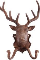 North American Country Home Wall Deer Hook