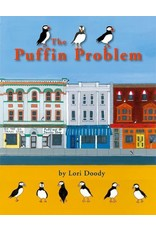 Running the Goat, Books & Broadsides Inc. Lori Doody-The Puffin Problem Book