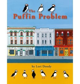 Running the Goat, Books & Broadsides Inc. The Puffin Problem Book