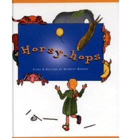Breakwater Books Breakwater Books-Horsy Hops(HC)