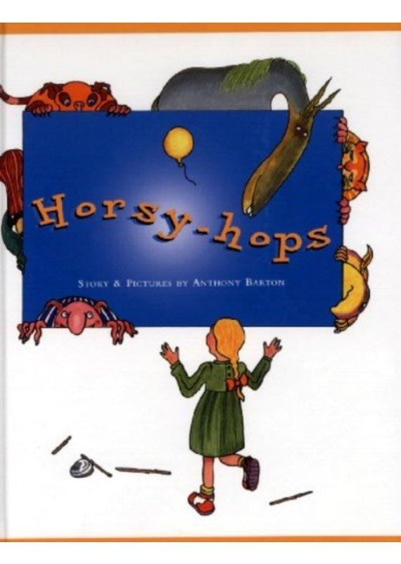 Breakwater Books Breakwater Books-Horsy Hops(HC)