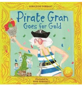 Breakwater Books Breakwater Books-Pirate Gran