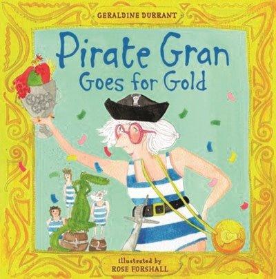 Breakwater Books Breakwater Books-Pirate Gran
