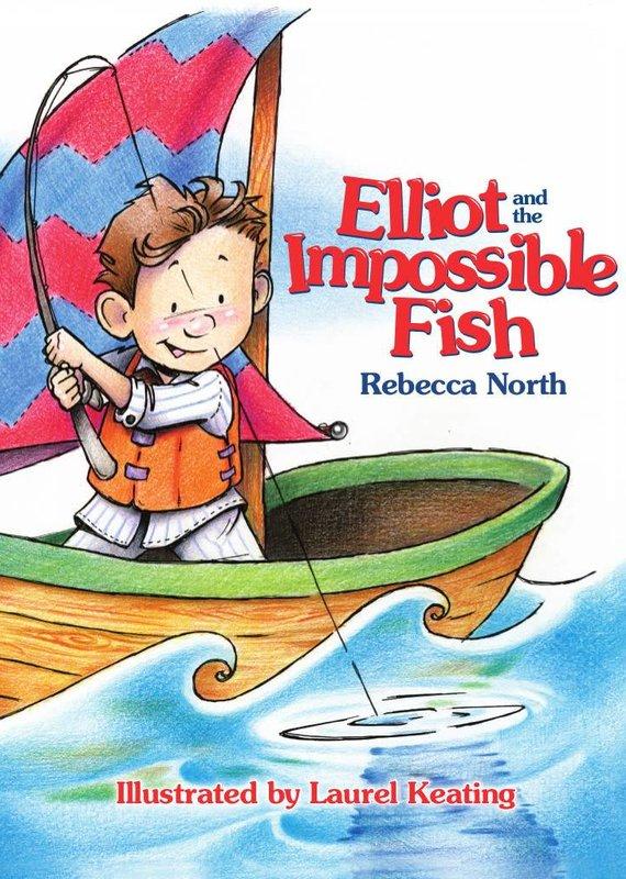 Breakwater Books Breakwater Books-Elliott & The Impossible Fish